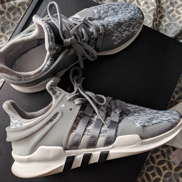 size 40 bae18 81a8d adidas Other - Adidas EQT support ADV in clear onixgreyblack